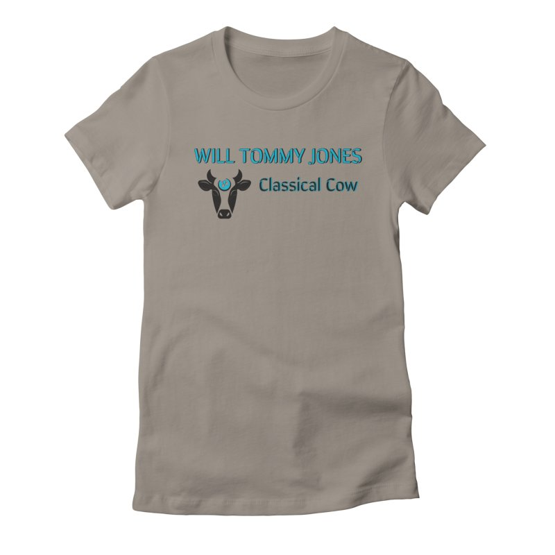 Classical Cow Tee Women's T-Shirt by Will's Buckin' Stuff