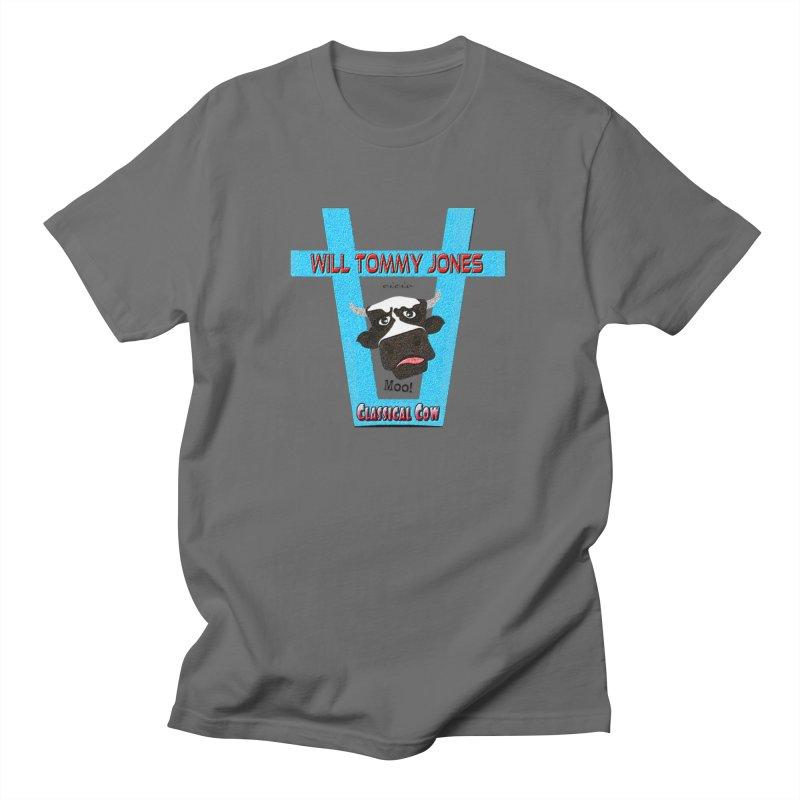 Will's Logo Merch Men's T-Shirt by Will's Buckin' Stuff