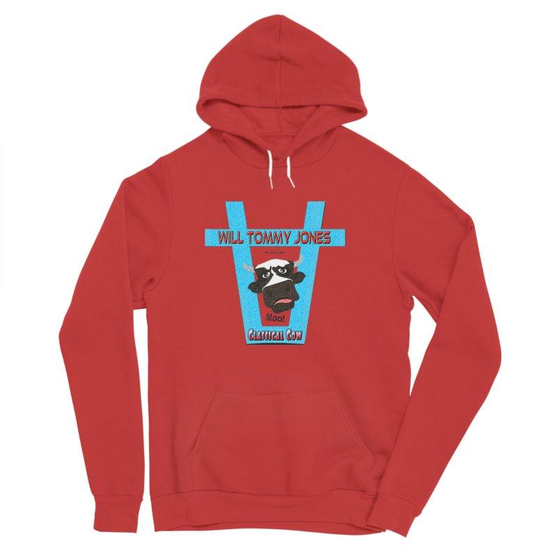 Will's Logo Merch Women's Sponge Fleece Pullover Hoody by Will's Buckin' Stuff