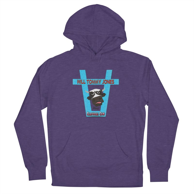 Will's Logo Merch Women's French Terry Pullover Hoody by Will's Buckin' Stuff