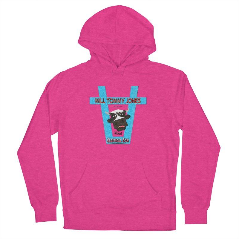 Will's Logo Merch Women's French Terry Pullover Hoody by Will's Buckin' Stuff