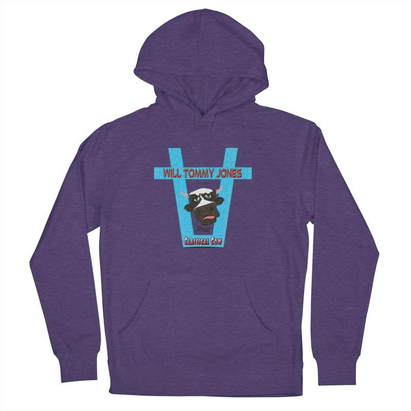 Will's Logo Merch Men's Pullover Hoody by Will's Buckin' Stuff