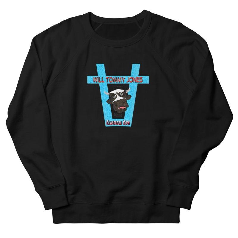 Will's Logo Merch Men's French Terry Sweatshirt by Will's Buckin' Stuff