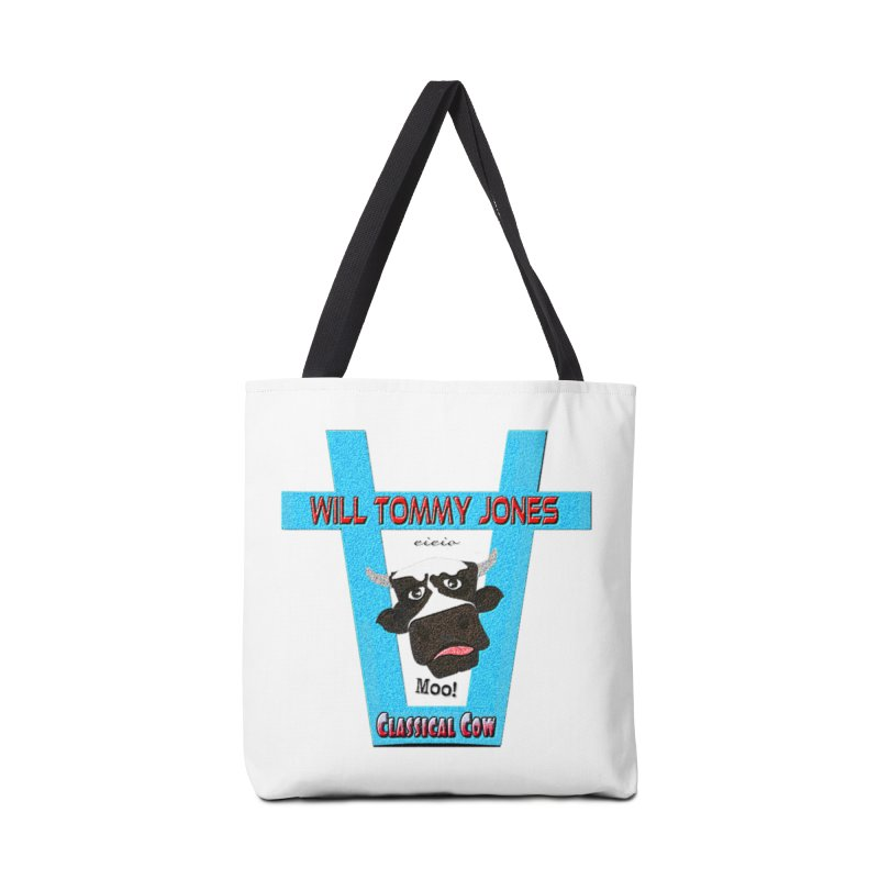 Will's Logo Merch Accessories Bag by Will's Buckin' Stuff