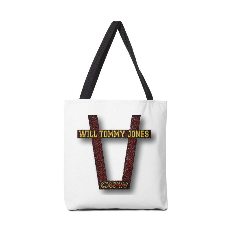 Will Logo 2 Accessories Bag by Will's Buckin' Stuff