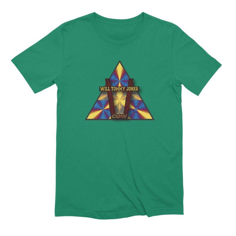 logo #3 Men's Extra Soft T-Shirt by Will's Buckin' Stuff