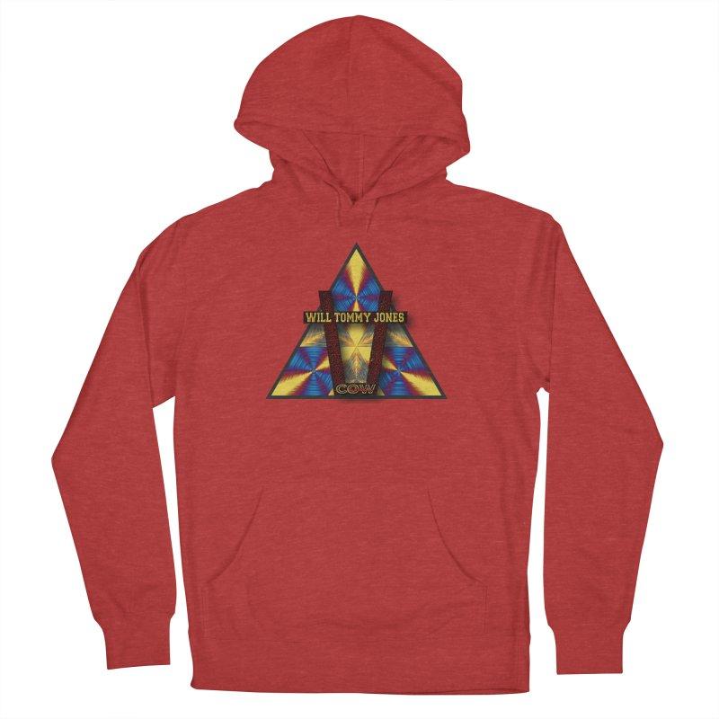 logo #3 Women's Pullover Hoody by Will's Buckin' Stuff