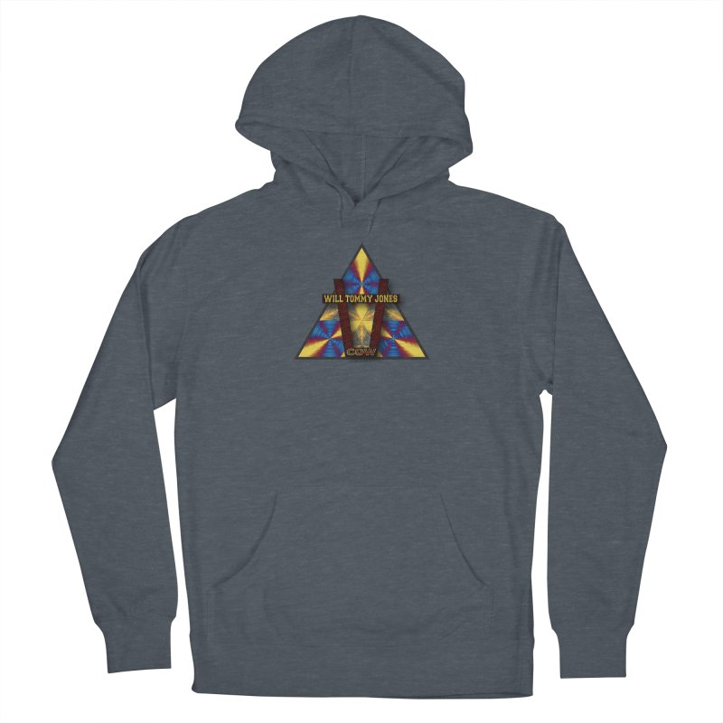 logo #3 Men's Pullover Hoody by Will's Buckin' Stuff