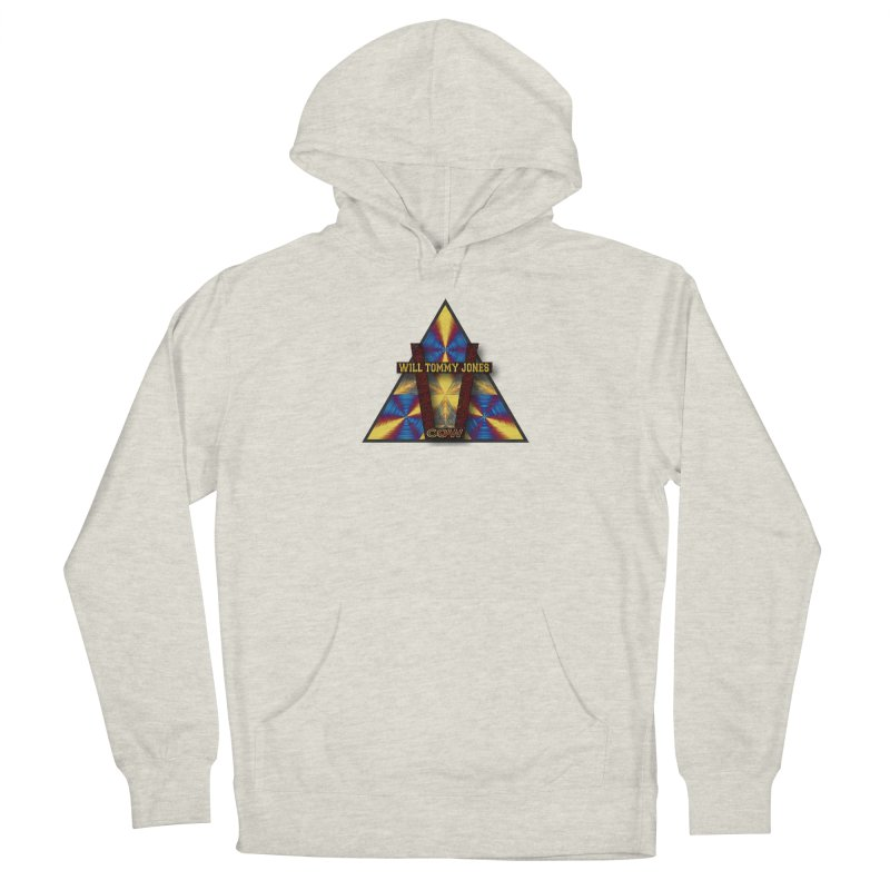 logo #3 Women's Pullover Hoody by Will's Buckin' Stuff