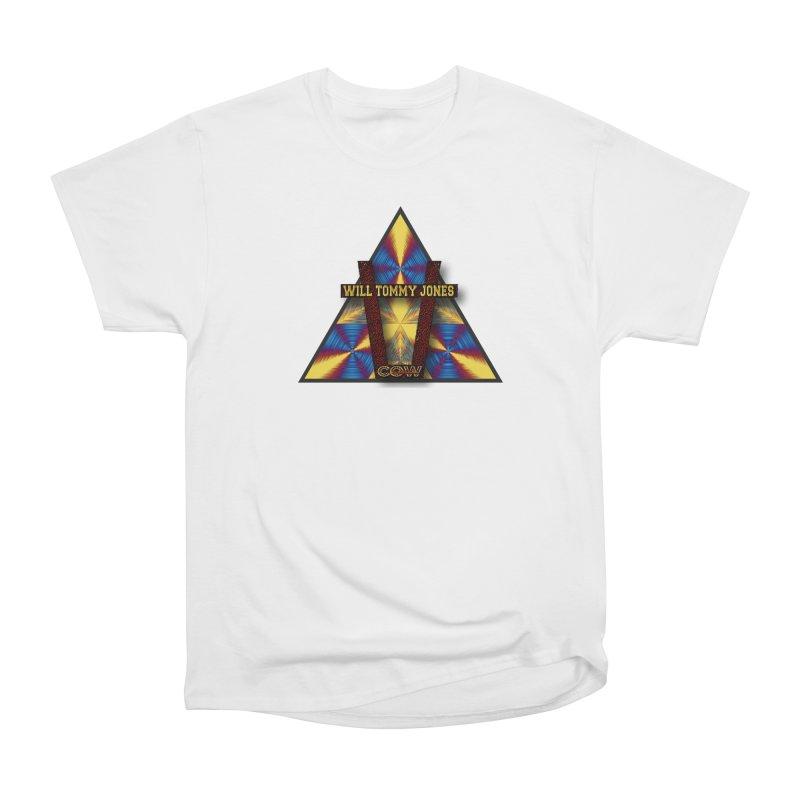 logo #3 Men's T-Shirt by Will's Buckin' Stuff