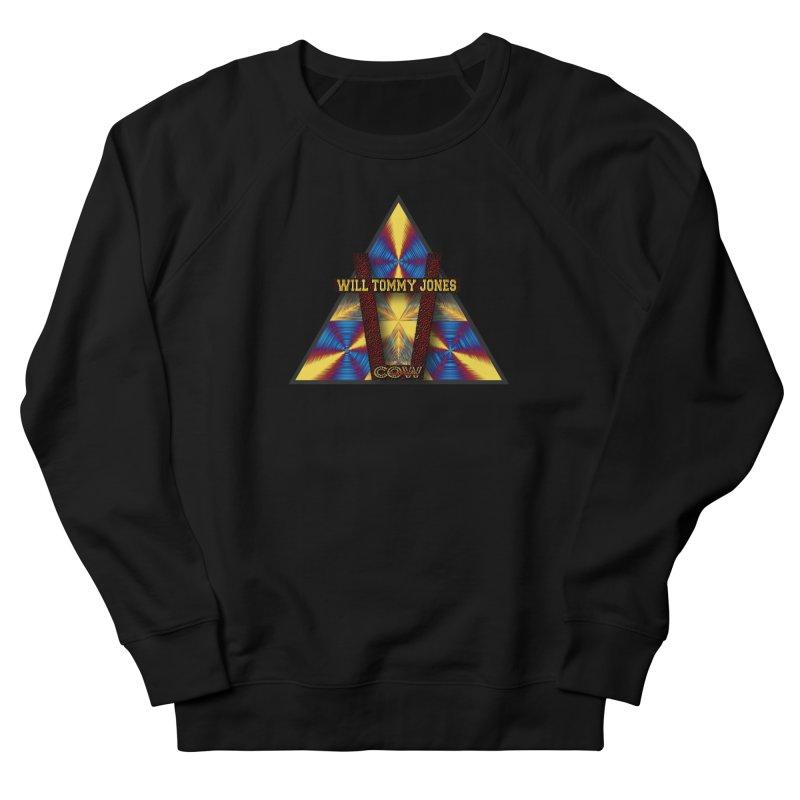 logo #3 Men's Sweatshirt by Will's Buckin' Stuff