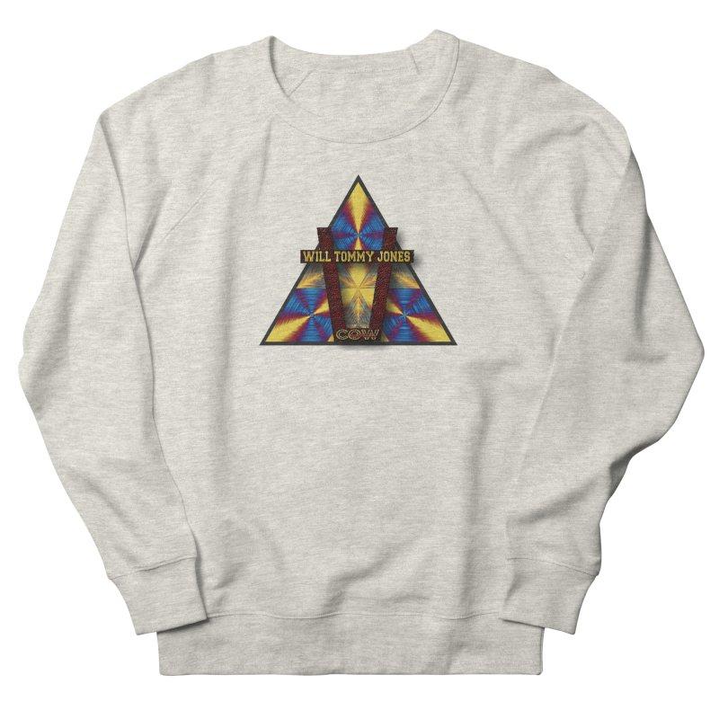 logo #3 Men's French Terry Sweatshirt by Will's Buckin' Stuff