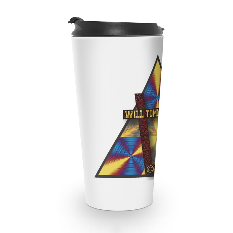 logo #3 Accessories Travel Mug by Will's Buckin' Stuff