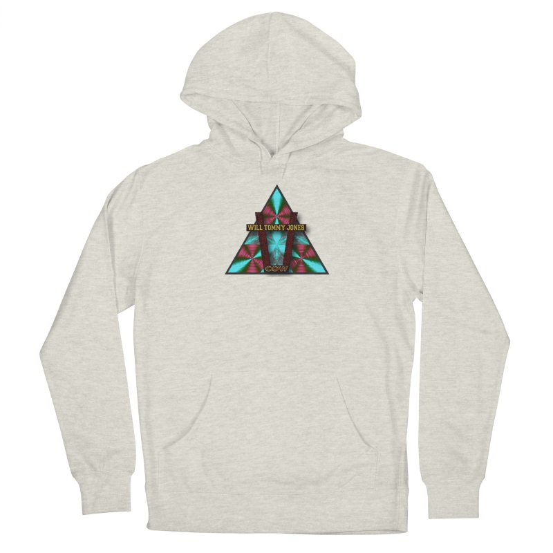 LOGO #4 Men's Pullover Hoody by Will's Buckin' Stuff