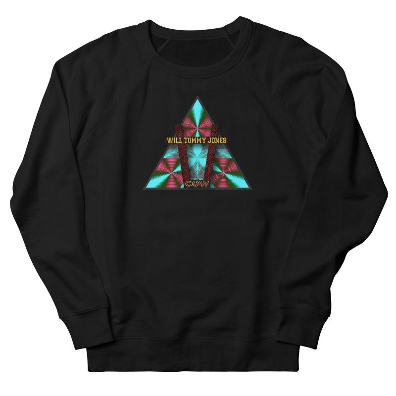 LOGO #4 Women's French Terry Sweatshirt by Will's Buckin' Stuff