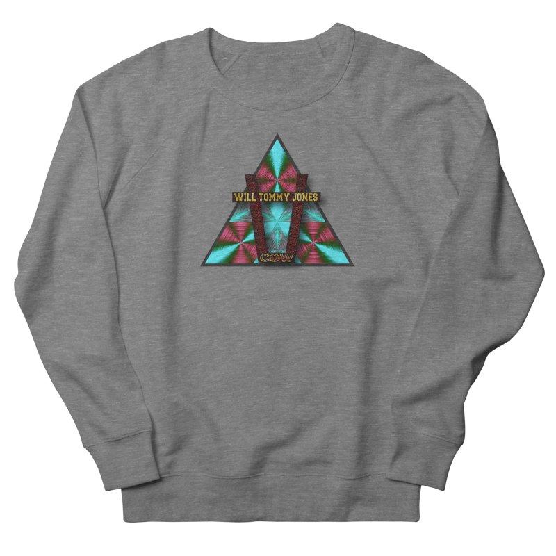 LOGO #4 Men's Sweatshirt by Will's Buckin' Stuff