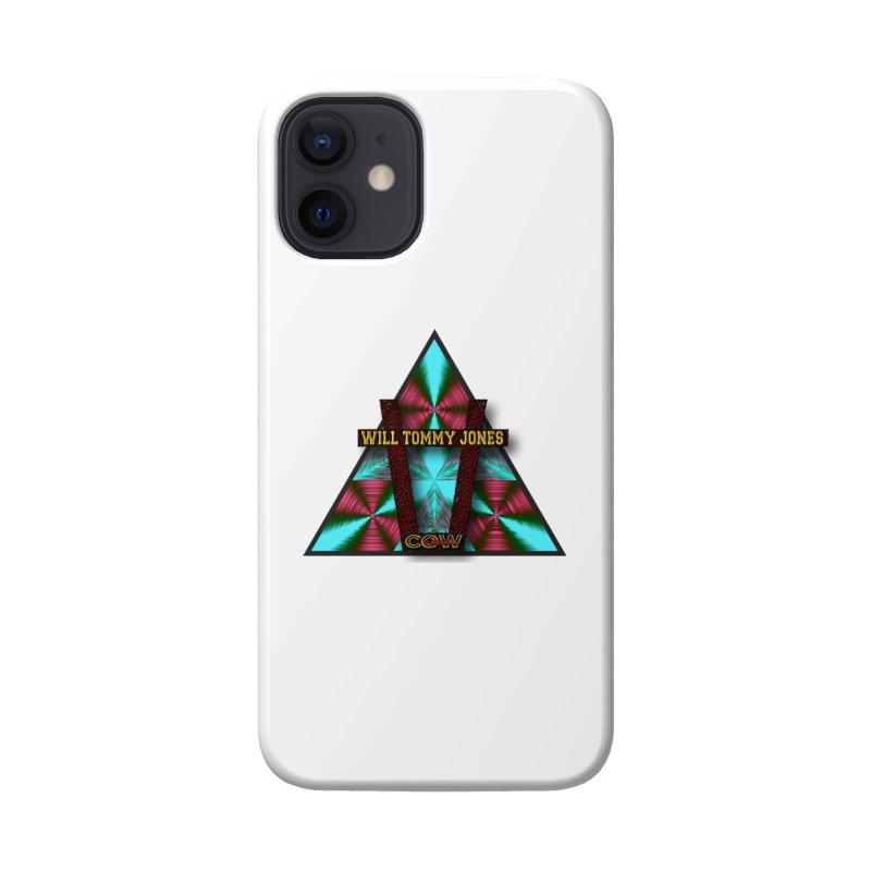 LOGO #4 Accessories Phone Case by Will's Buckin' Stuff