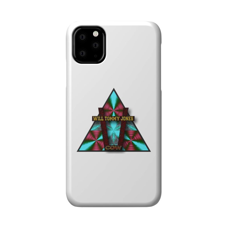 LOGO #4 Accessories Phone Case by Will's Buckin' Stuff