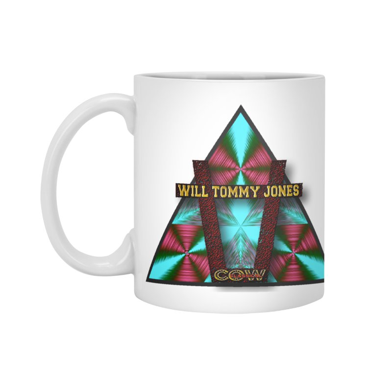 LOGO #4 Accessories Mug by Will's Buckin' Stuff