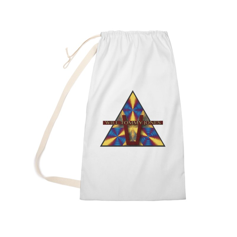 Logo Tee Accessories Laundry Bag Bag by Will's Buckin' Stuff