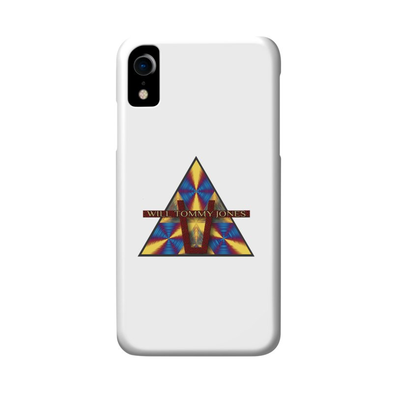 Logo Tee Accessories Phone Case by Will's Buckin' Stuff
