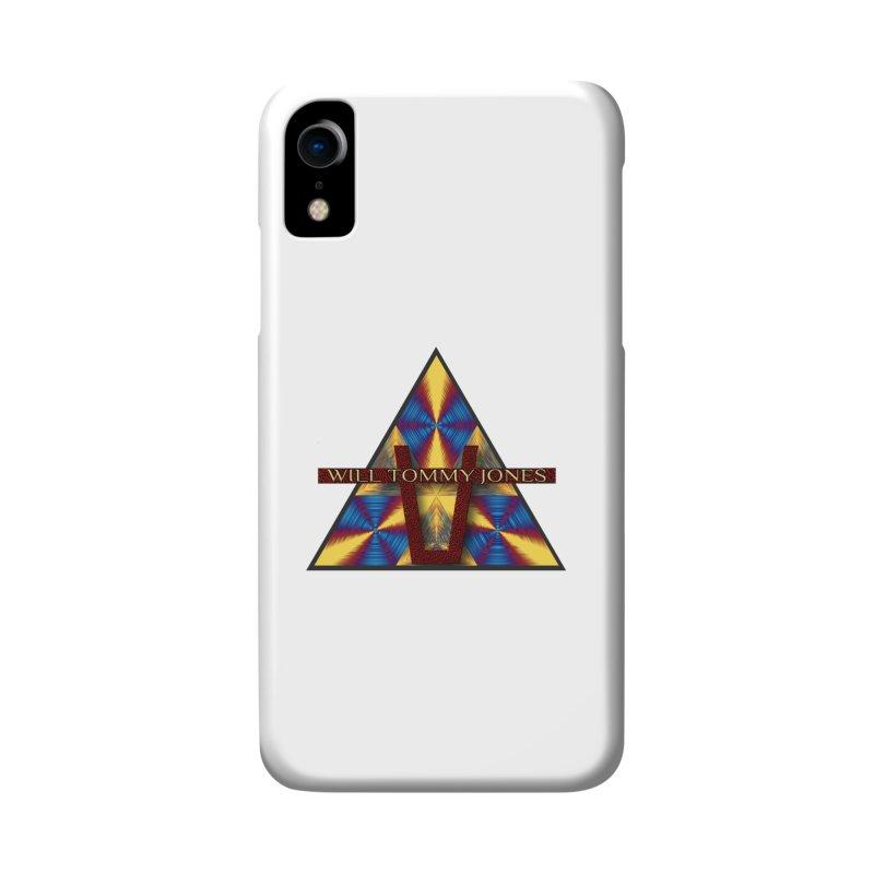Logo Tee Accessories Phone Case by Will's Buckin' Stuff