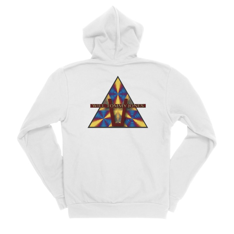 Logo Tee Women's Zip-Up Hoody by Will's Buckin' Stuff