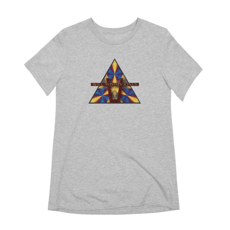 Logo Tee Women's Extra Soft T-Shirt by Will's Buckin' Stuff
