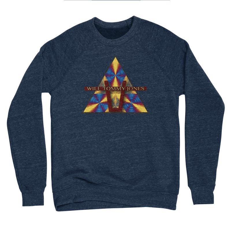 Logo Tee Men's Sponge Fleece Sweatshirt by Will's Buckin' Stuff