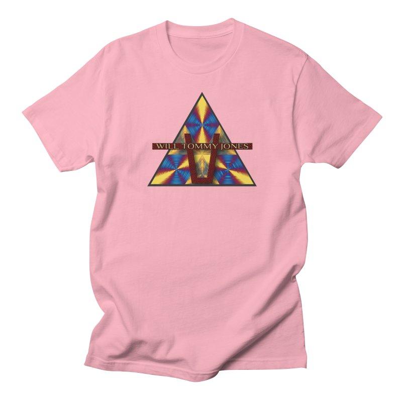 Logo Tee Men's T-Shirt by Will's Buckin' Stuff