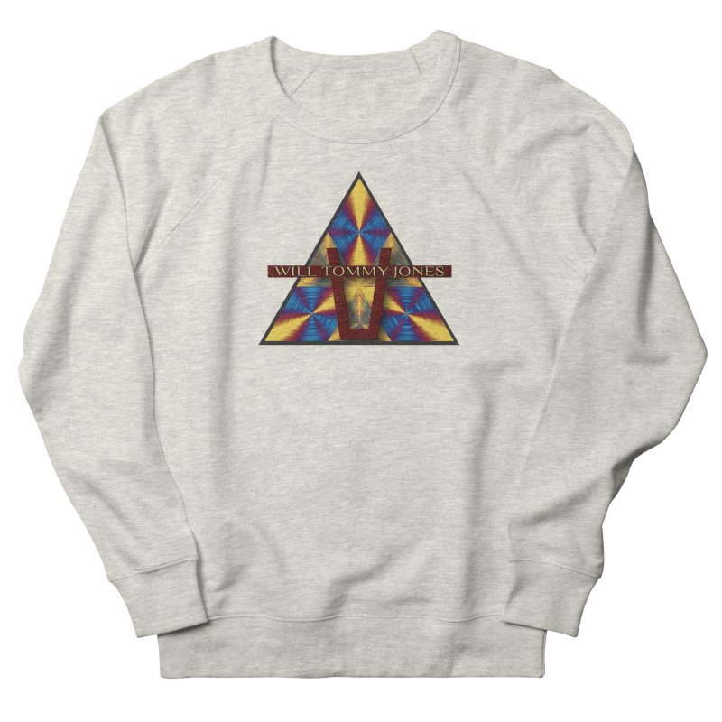 Logo Tee Men's French Terry Sweatshirt by Will's Buckin' Stuff
