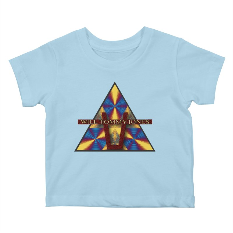 Logo Tee Kids Baby T-Shirt by Will's Buckin' Stuff