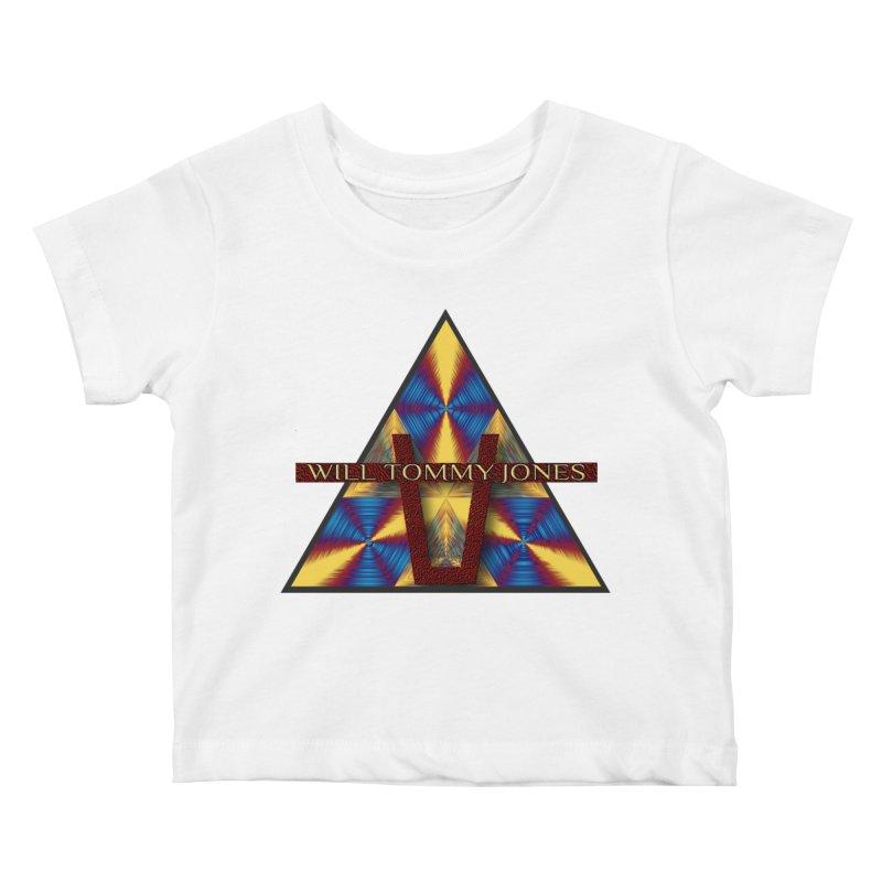 Logo Tee Kids Baby T-Shirt by Will's Buckin' Stuff