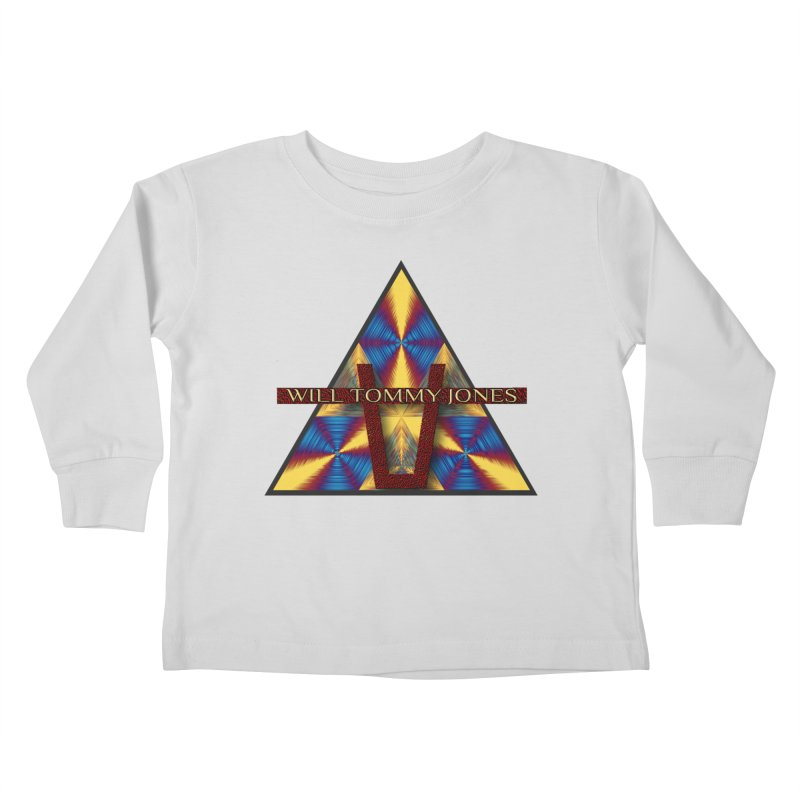 Logo Tee Kids Toddler Longsleeve T-Shirt by Will's Buckin' Stuff