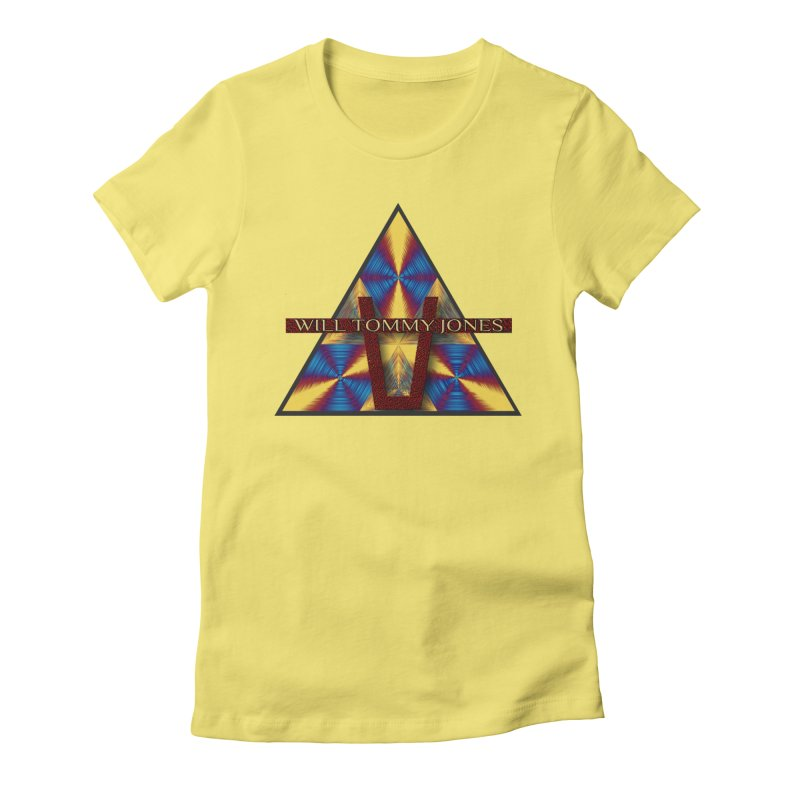 Logo Tee Women's T-Shirt by Will's Buckin' Stuff
