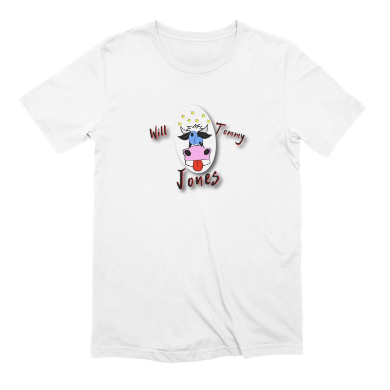 Nutty Cow Tee Men's Extra Soft T-Shirt by Will's Buckin' Stuff