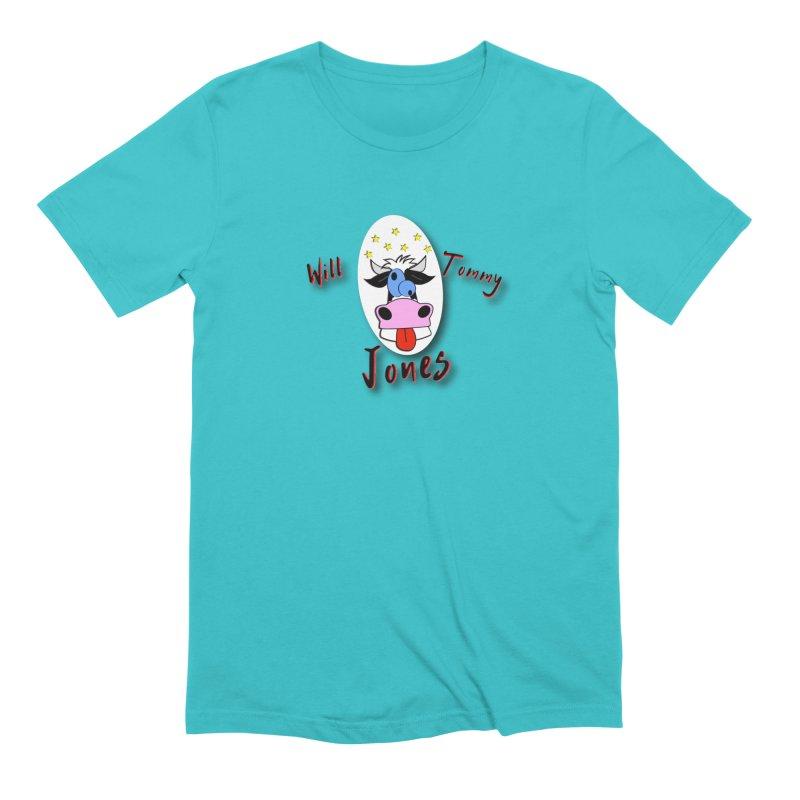 Nutty Cow Tee Men's T-Shirt by Will's Buckin' Stuff