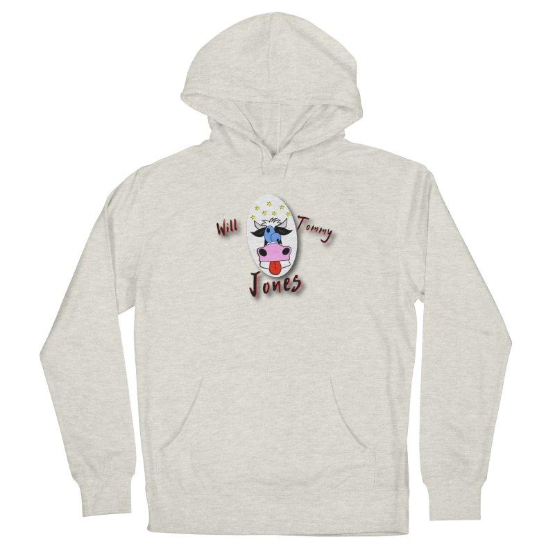 Nutty Cow Tee Men's Pullover Hoody by Will's Buckin' Stuff