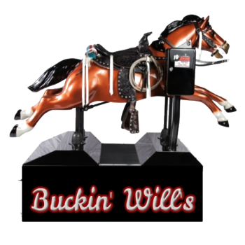 Will's Buckin' Stuff Logo