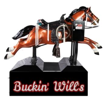 Will's Buckin' Stuff Logo