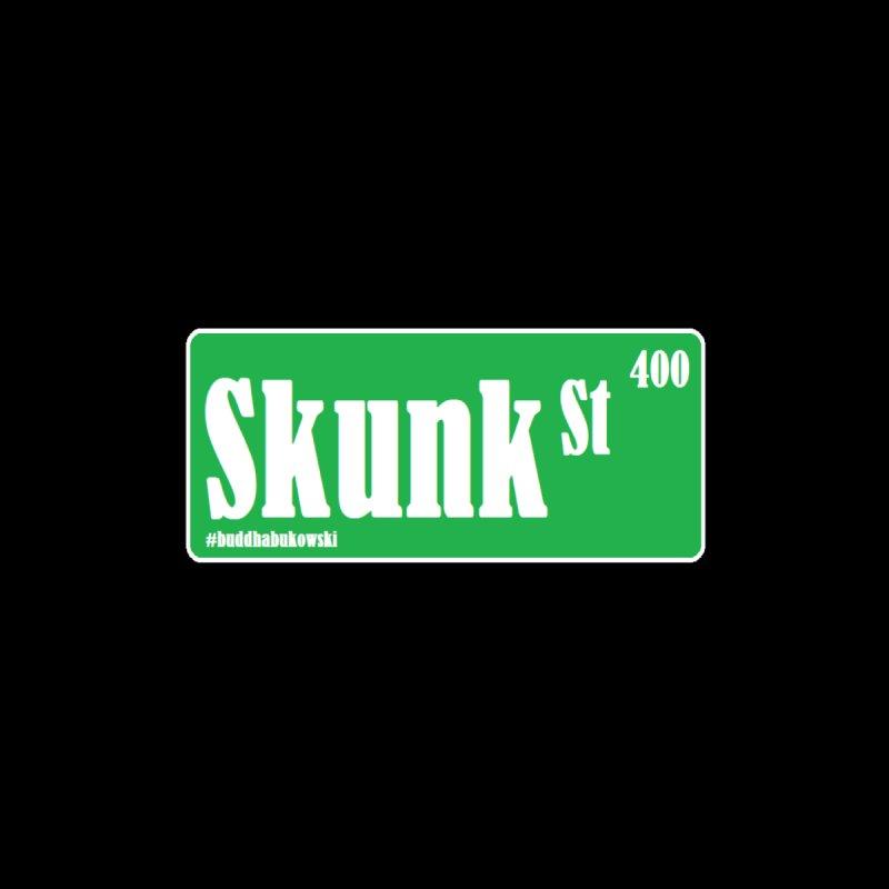 #buddhabukowski SKUNK ST by buddhabukowski's shop