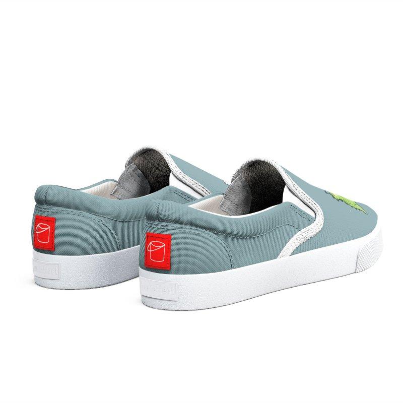 Buddy Gator - Birthday Gift, Shark Women's Shoes by Buddy Gator's Artist Shop