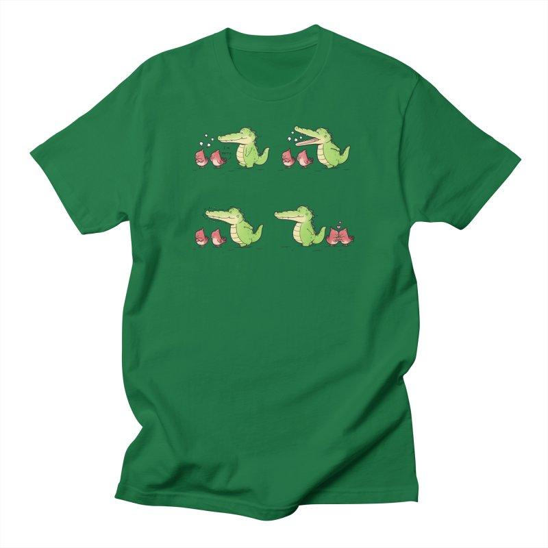 Buddy Gator - Calm Down Women's T-Shirt by Buddy Gator's Artist Shop