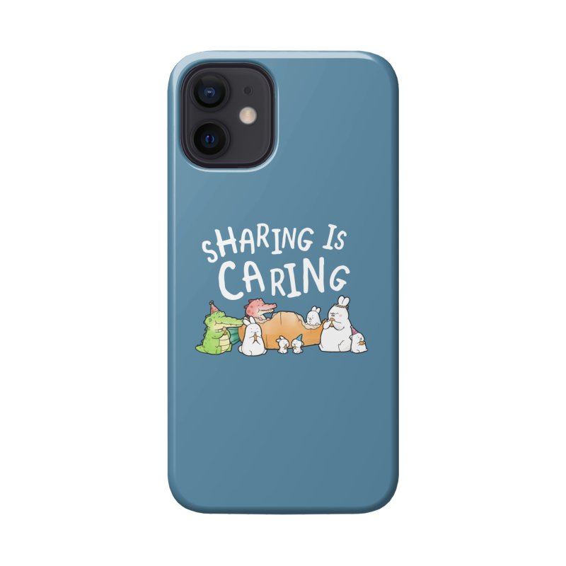 Buddy Gator - Sharing Is Caring Accessories Phone Case by Buddy Gator's Artist Shop