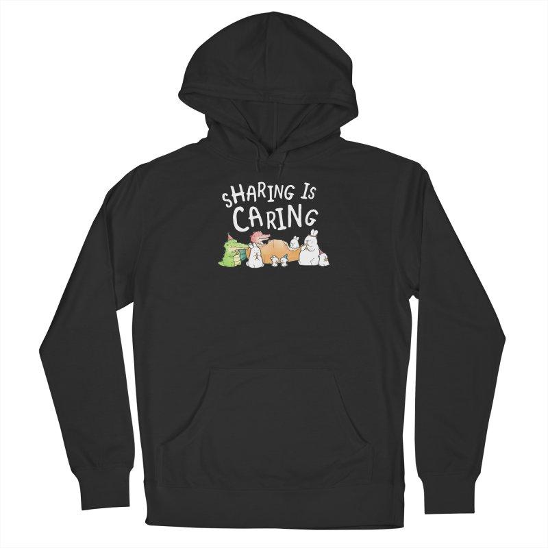 Buddy Gator - Sharing Is Caring Women's Pullover Hoody by Buddy Gator's Artist Shop