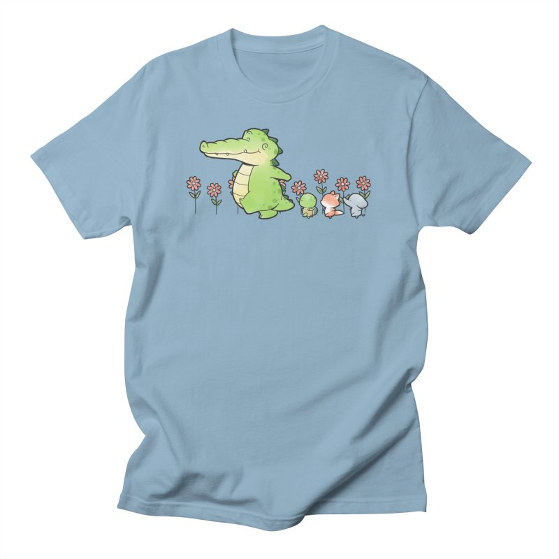 Buddy Gator - Follow Men's T-Shirt by Buddy Gator's Artist Shop