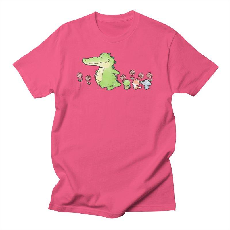 Buddy Gator - Follow Women's T-Shirt by Buddy Gator's Artist Shop