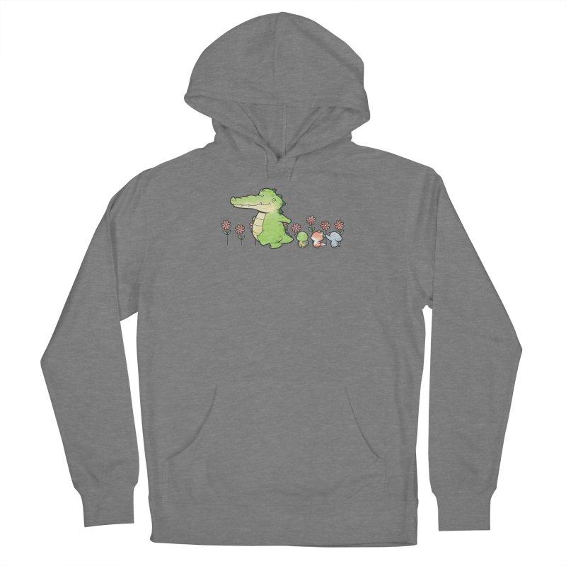 Buddy Gator - Follow Women's Pullover Hoody by Buddy Gator's Artist Shop