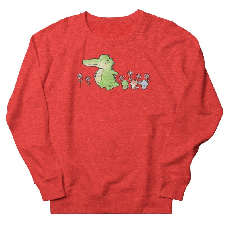 Buddy Gator - Follow Men's Sweatshirt by Buddy Gator's Artist Shop