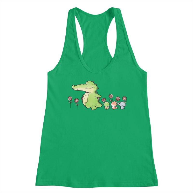 Buddy Gator - Follow Women's Tank by Buddy Gator's Artist Shop